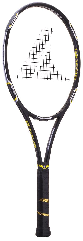 PROKENNEX (prokennex) 网球球拍淇 Q 游 295 (295 淇队列旅游) TKN126 BK * seppi 使用的模型