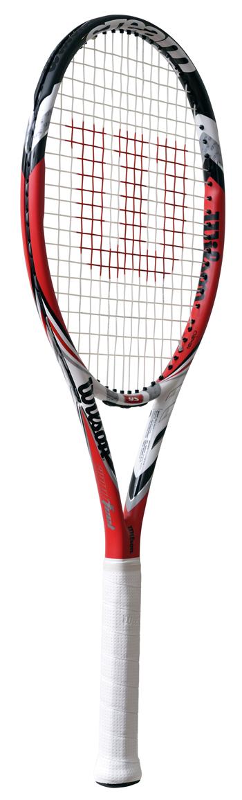 网球拍威尔逊(Wilson)STEAM 95(蒸气95)WRT720920+ ※锦织圭使用型号