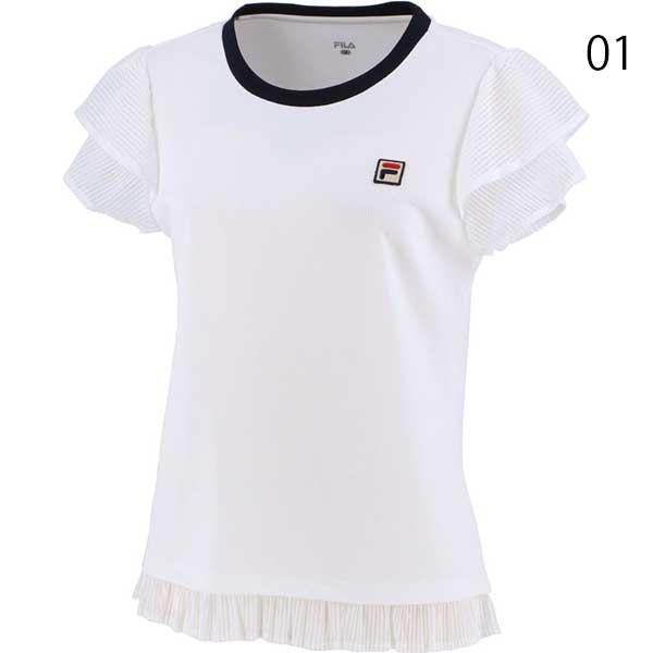 フィラ(FILA)レディース ゲームシャツ VL2126