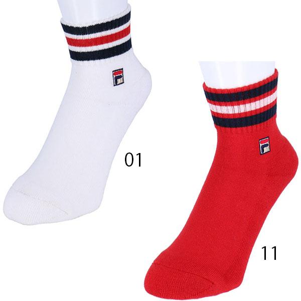fila sock shoes red