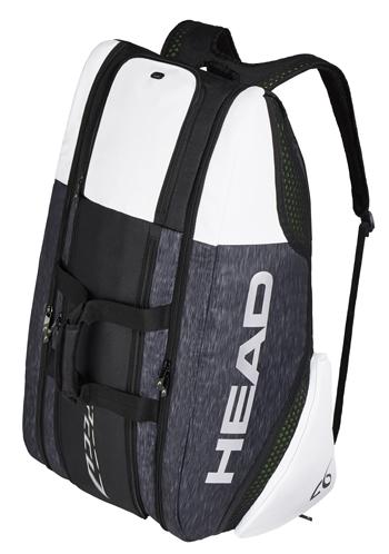 【発売開始!】ヘッド(HEAD) テニスバッグ Djokovic 12R Monstercombi 283009