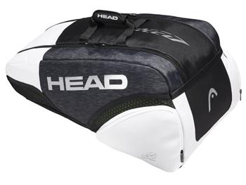 【発売開始!】ヘッド(HEAD) テニスバッグ Djokovic 9R Supercombi 283019