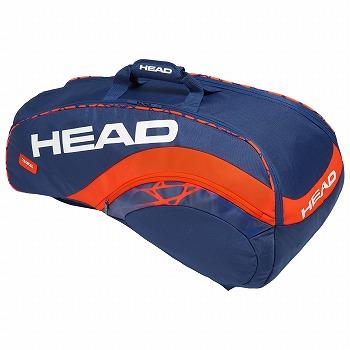 ヘッド(HEAD) ラケットバッグ ラジカル 9R スーパーコンビ (Radical 9R Supercombi) 283319