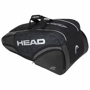 ヘッド(HEAD) テニスバッグ Djokovic 9R Supercombi 283050