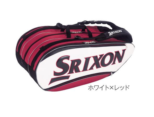 スリクソン(SRIXON) バッグ ラケットバッグ(ラケット12本収納可) SPC-2781
