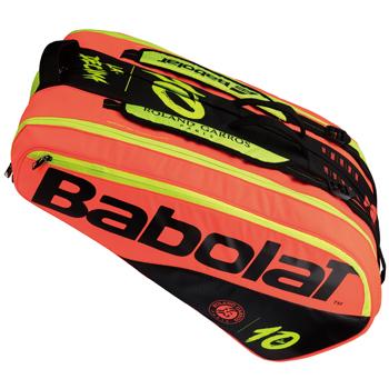 バボラ (babolat) RACKET HOLDER ×12 DECIMA PURE FRENCH OPEN BB751164 数量限定モデル ラケット12本収納可