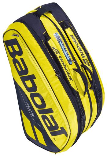 バボラ ピュアアエロ ラケットホルダーx12(ラケット12本収納可)BB751180