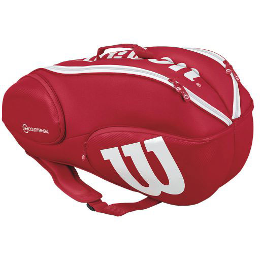 【SALE★在庫限り】Wilson(ウイルソン)VANCOUVER 9 PACK RDWH WRZ840709