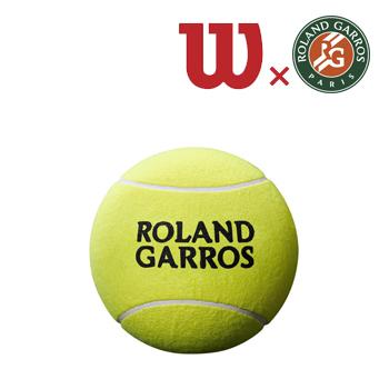 2020 Roland Garros Collection ウイルソン Wilson ROLAND 特別セール品 GARROS MINI 商店 BALL 5 DEFL WRT1416YD YE JUMBO