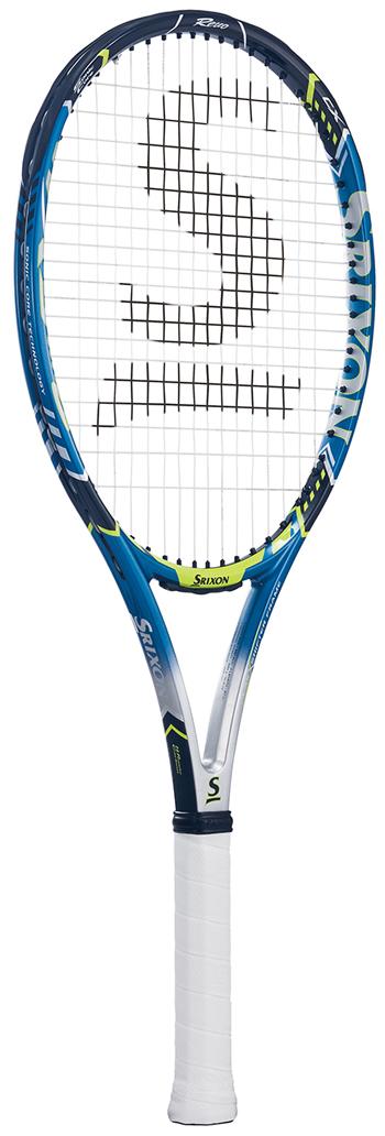 【SALE★在庫限り】テニスラケット スリクソン(SRIXON) REVO CX4.0(レヴォCX4.0)SR21706 2017年モデル ※スマートテニスセンサー対応
