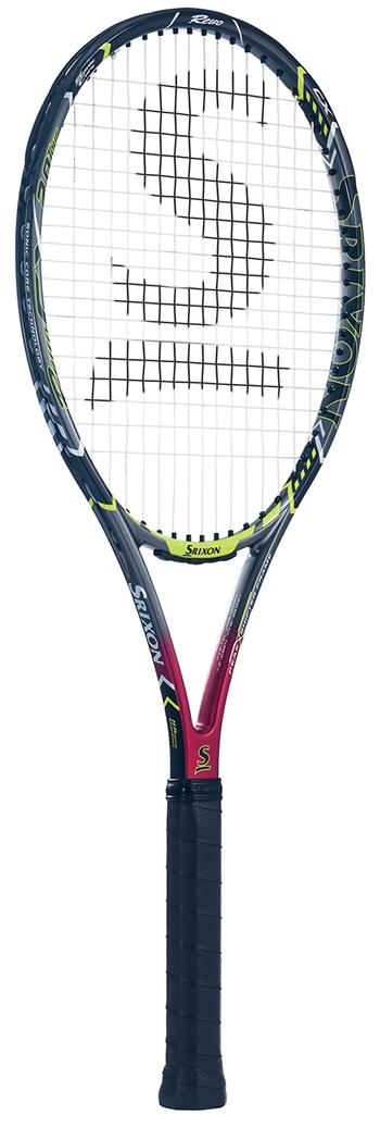 【SALE★在庫限り】テニスラケット スリクソン(SRIXON) REVO CX2.0 TOUR(レヴォCX2.0ツアー) 2017年モデル 16x19 SR21702※スマートテニスセンサー対応