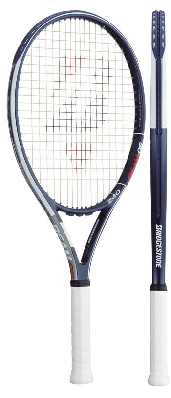 【発売開始】ブリヂストン(BRIDGESTONE) テニスラケット ビームオーエス(BEAM-OS)240 BRABM5