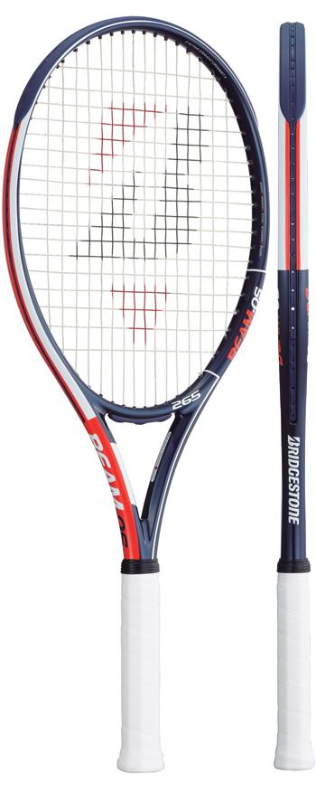 【発売開始】ブリヂストン(BRIDGESTONE) BRABM4 テニスラケット ビームオーエス(BEAM-OS)265 BRABM4, 岩泉ファーム:33bf37ce --- sunward.msk.ru