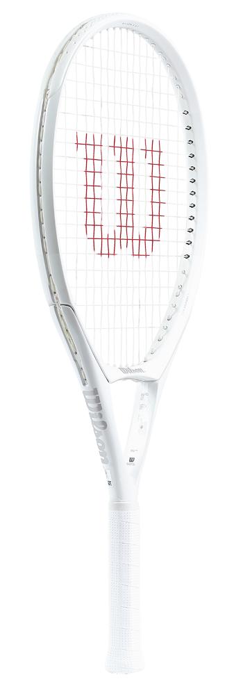 【日本限定☆新色ホワイト】テニスラケット ウイルソン(Wilson) 3.0J 118 WRT742220+
