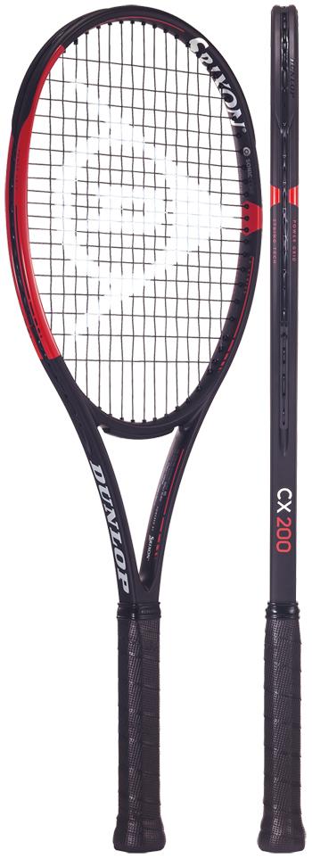 テニスラケット ダンロップ(DUNLOP)シーエックス200(CX200)DS21902 ※スマートテニスセンサー対応