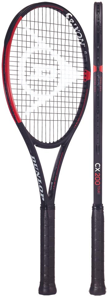 テニスラケット ダンロップ(DUNLOP)シーエックス200ツアー(CX200TOUR)DS21901 ※スマートテニスセンサー対応