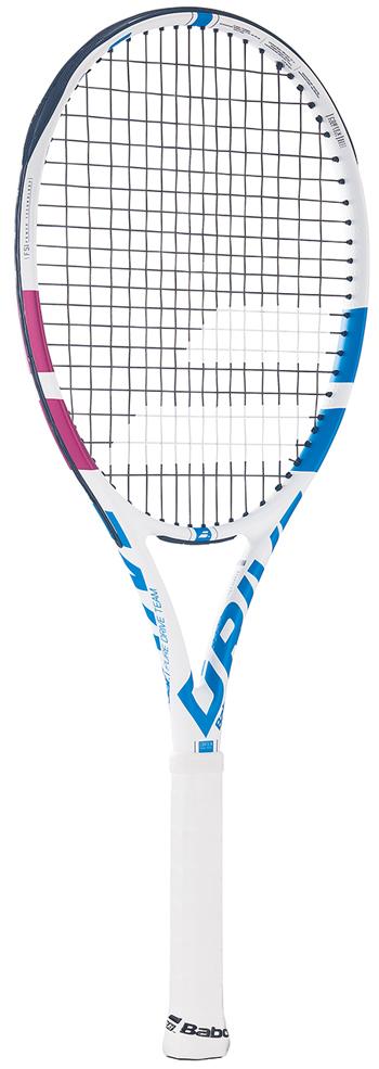 【予約品:2019年白い数量限定モデル】テニスラケット バボラ (babolat) ピュアドライブ チーム ホワイト(PURE DRIVE TEAM WH) BF170387