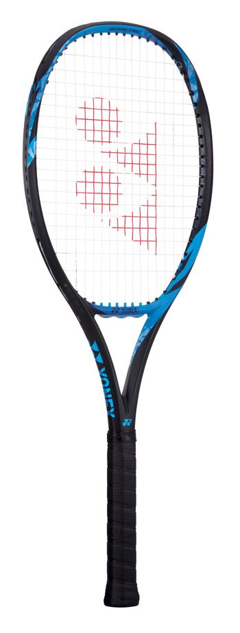 超話題新作 テニスラケットヨネックス(YONEX)イーゾーン100 ブルー(EZONE 100 Blue)17EZ100 ※Sonyスマートテニスセンサー対応モデル, イトイガワシ 7316691a