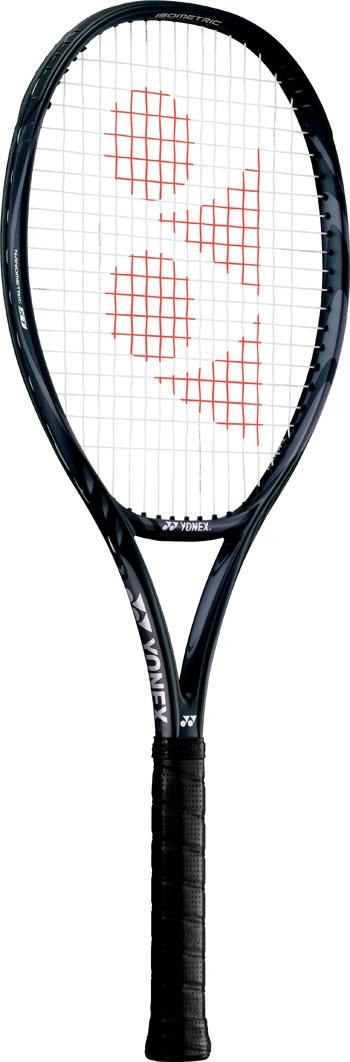 【新色☆発売開始】 テニスラケット ヨネックス(YONEX)Vコア 100(VCORE 100)(18VC100)(新色ギャラクシーブラック) ※スマートテニスセンサー対応