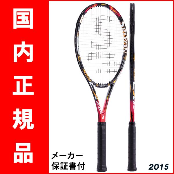 【SALE★】テニスラケット スリクソン(SRIXON) REVO CX2.0TOUR(レヴォCX2.0ツアー) 16x19 SR21501