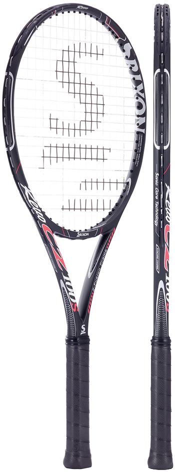 【SALE★在庫限り】テニスラケット スリクソン(SRIXON) REVO CZ100S(レヴォCZ100S) SR21512 ※インプレ動画有