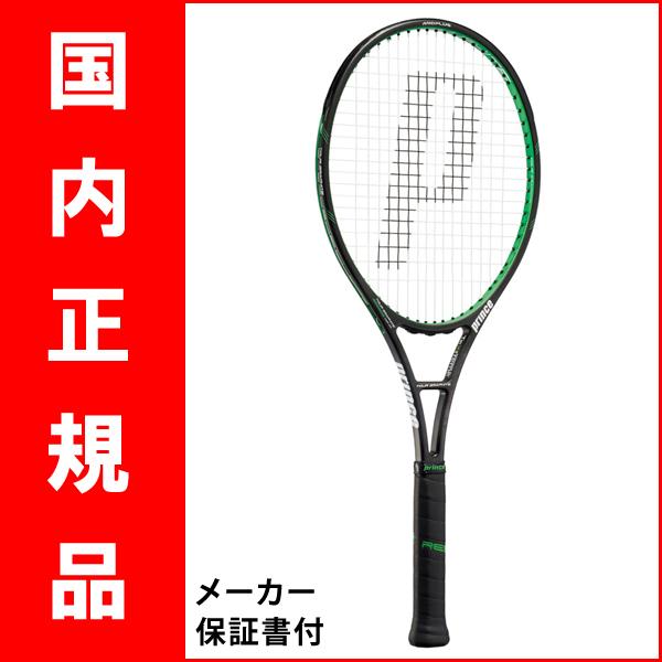 【ついに発売開始!】プリンス(Prince)テニスラケット ツアーグラファイト100XR(TOUR GRAPHITE 100XR)7TJ017