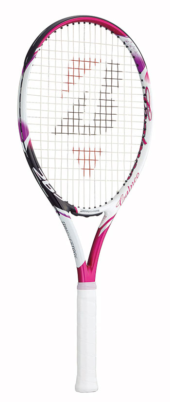 ブリヂストン(BRIDGESTONE) テニスラケット calneo265 (カルネオ265) マゼンダBRACT3