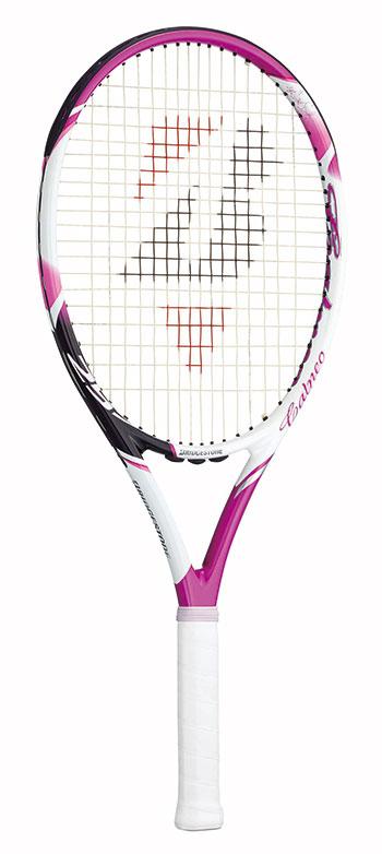 ブリヂストン(BRIDGESTONE) テニスラケット calneo 255 (カルネオ255) パープルBRACT5