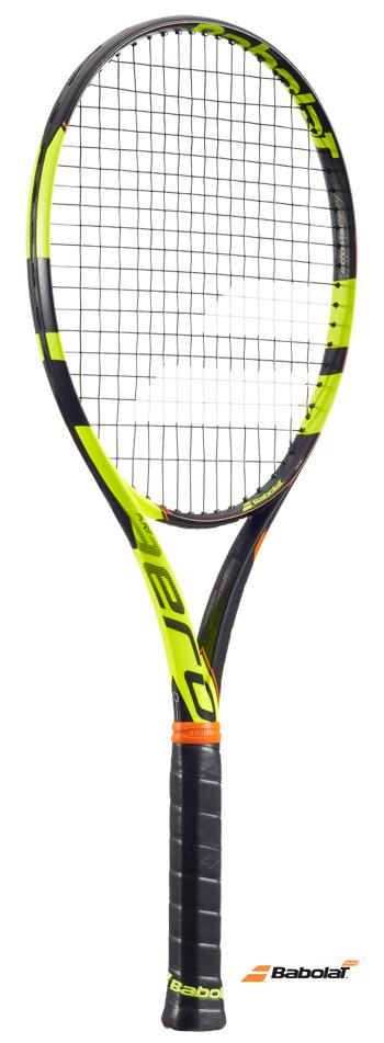 【SALE★在庫限り】テニスラケット バボラ (babolat)ピュアアエロ・プレイ(PURE AERO PLAY) BF101258