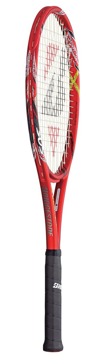 ブリヂストン(BRIDGESTONE) テニスラケット エックスブレード(X-BLADE)VI 305 BRAV62 ※動画インプレ有