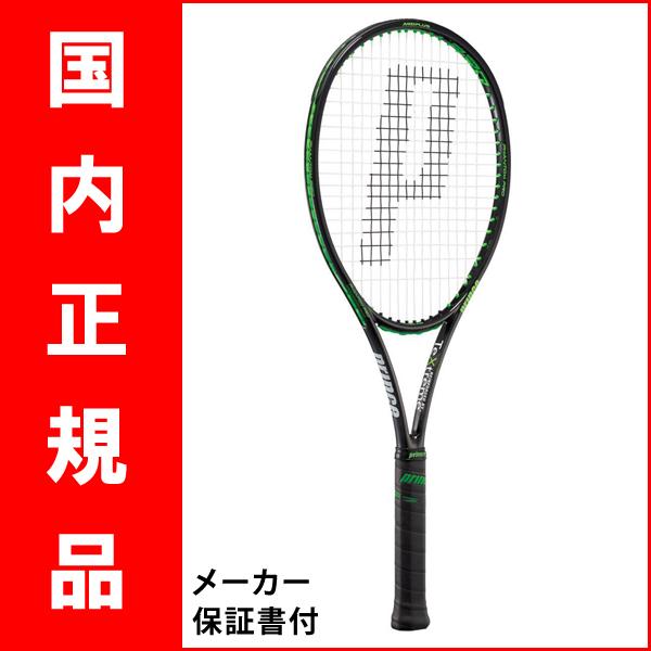プリンス(Prince)テニスラケット ファントム プロ 100 XR(PHANTOM PRO 100 XR)7TJ024 ※スマートテニスセンサー対応モデル