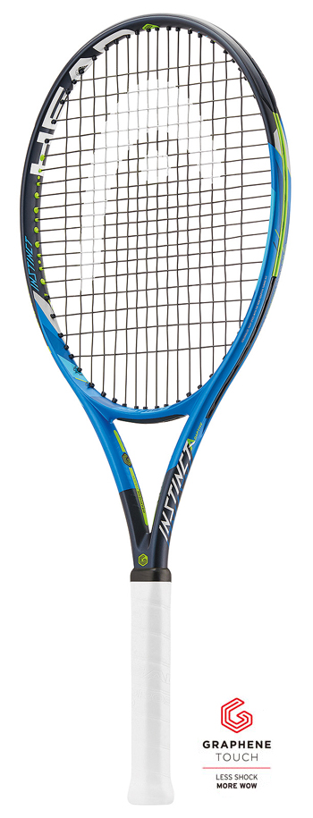 【SALE★在庫限り】テニスラケット ヘッド(HEAD) グラフィン・タッチ・インスティンクト・アダプティブ(Graphene Touch INSTINCT ADAPTIVE) 231917