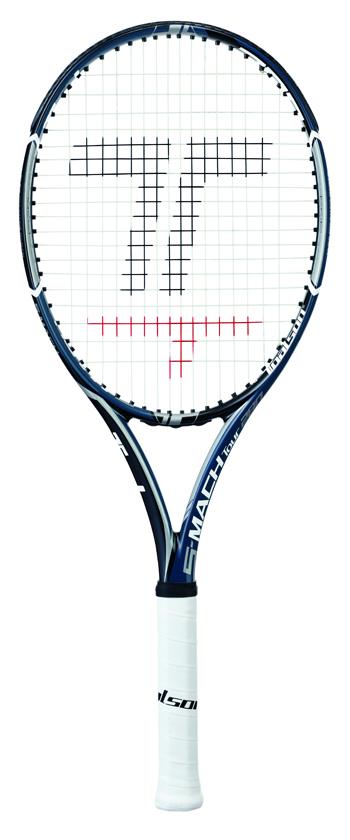 トアルソン(TOALSON)テニスラケット エスマッハ・ツアー280(S-MACH TOUR 280) カーボンブルー 1DR812B2/1DR812B3