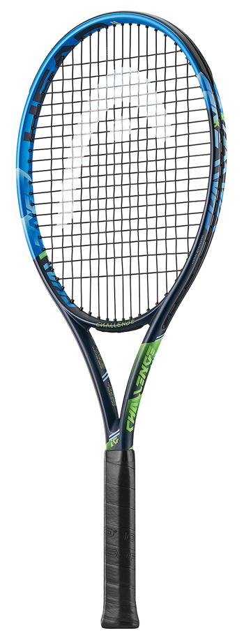 ヘッド(HEAD)テニスラケット チャレンジ エムピー(Challenge MP)232427