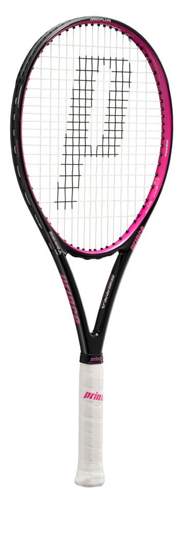 <2017年モデル> プリンス(Prince)テニスラケット シエラ100(SIERRA 100) Black×Magenda 7TJ038 ※スマートテニスセンサー対応