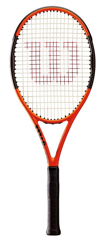 テニスラケット ウイルソン(Wilson)Burn 95J COUNTERVAIL(バーン 95J カウンターヴェイル) REVERSE(リバース)WRT73001U+ ※スマートテニスセンサー対応