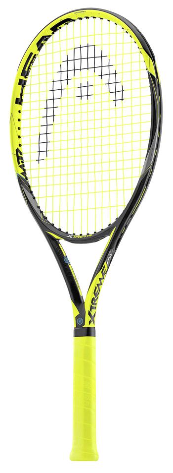テニスラケット ヘッド(HEAD) グラフィン・タッチ・エクストリーム・ミッドプラス(Graphene Touch EXTREME MP) 232207