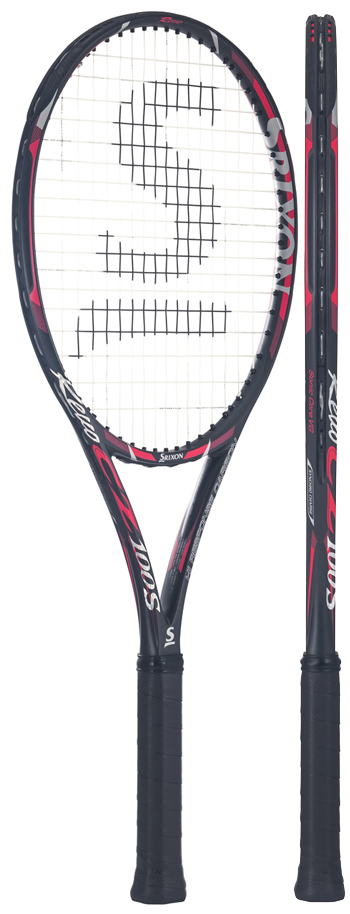 【2017年モデル】テニスラケット スリクソン(SRIXON) REVO CZ100S(レヴォCZ100S) SR21712 ※スマートテニスセンサー対応