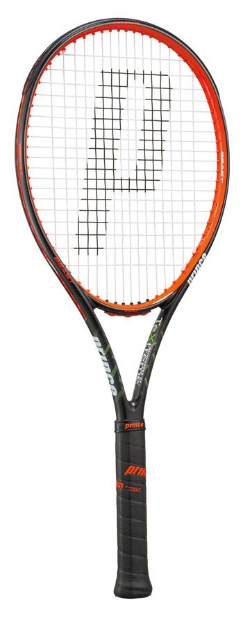 プリンス(Prince)テニスラケット ビースト100(BEAST 100)280g 7TJ062 ※スマートテニスセンサー対応モデル