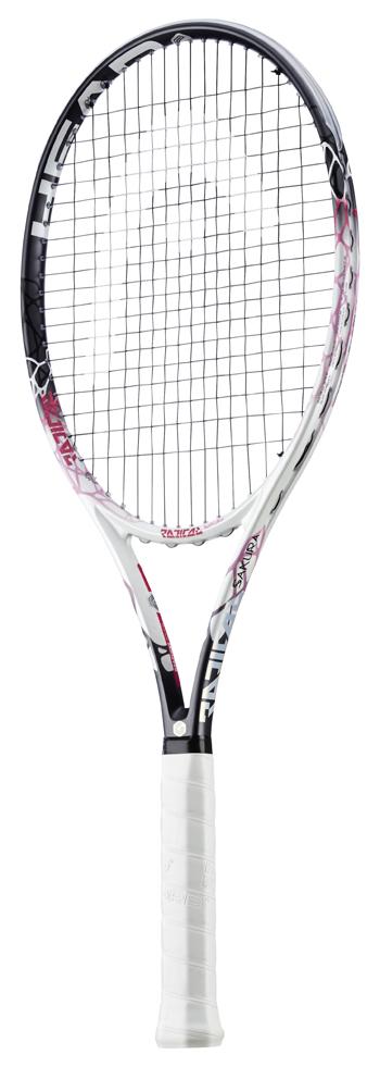 テニスラケット ヘッド(HEAD) グラフィン・タッチ・ラジカル・サクラ(Graphene Touch RADICAL SAKURA) 233928 ※スマートテニスセンサー対応