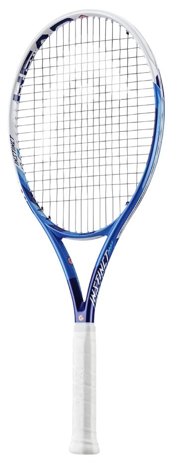 テニスラケット ヘッド(HEAD) グラフィン・タッチ・インスティンクトMP・ハワイ(Graphene Touch INSTINCT MP HAWAII) 233918 ※スマートテニスセンサー対応