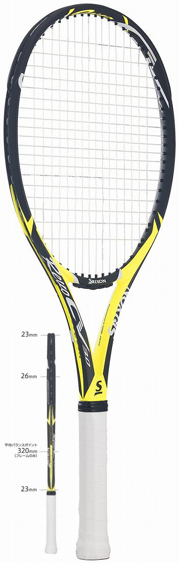 テニスラケット スリクソン(SRIXON) REVO REVO CV3.0(レボ CV3.0(レボ CV3.0)SR21802 CV3.0)SR21802 ※スマートテニスセンサー対応, 彩り品:f529accd --- sunward.msk.ru