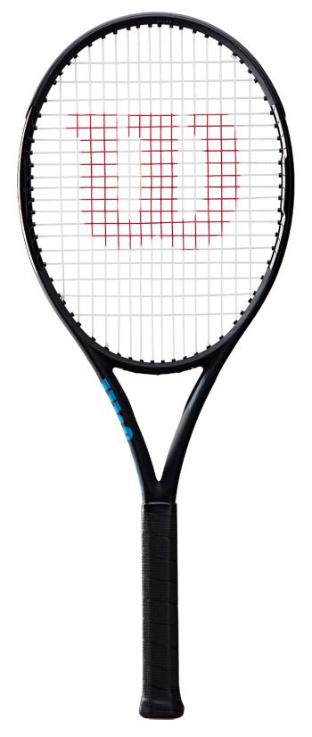 テニスラケット ウイルソン(Wilson) ウルトラ100CV BLACK EDITION(ULTRa100CV BLACK EDITION)WRT740620+ ※スマートテニスセンサー対応