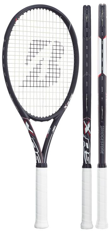 ブリヂストン(BRIDGESTONE) テニスラケット エックスブレード アールエス(X-BLADE RS)285 BRARS2