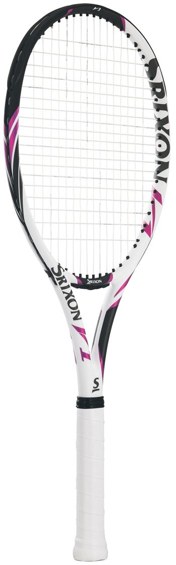 テニスラケット スリクソン(SRIXON) V1(ブイワン)SR2180WHPK ※スマートテニスセンサー対応