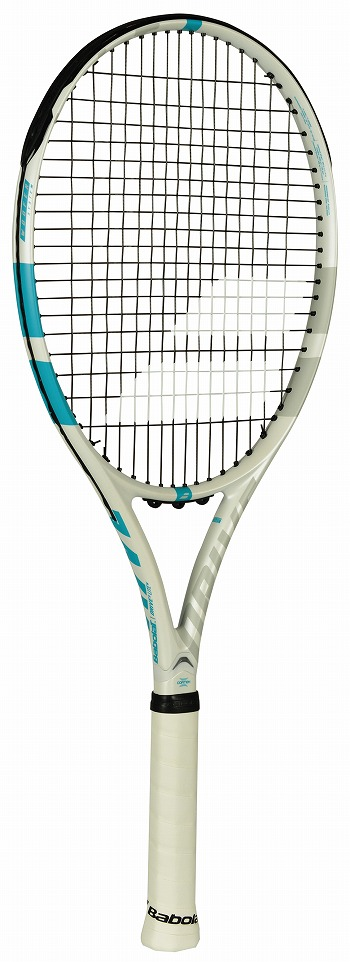 テニスラケット バボラ (babolat)ドライブ・ジー・ライト・ホワイト(DRIVE G LITE WHITE) BF101323