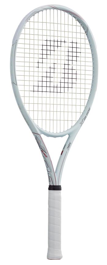 【新色ホワイト】ブリヂストン(BRIDGESTONE) テニスラケット エックスブレード アールエス(X-BLADE RS)285 BRARS5