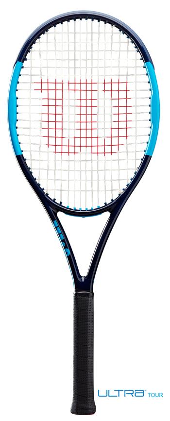 テニスラケット ウイルソン(Wilson)ウルトラツアー 95JP CV(ULTRa TOUR 95JP CV)WR005911S+ ※SONYスマートテニスセンサー対応