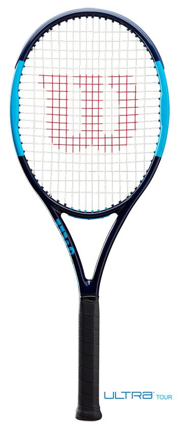 テニスラケット ウイルソン(Wilson) ウルトラツアー 100 CV(ULTRa TOUR 100 CV)WR006011S+ ※SONYスマートテニスセンサー対応