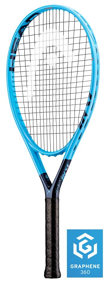 【日本先行販売!】テニスラケット ヘッド(HEAD) グラフィン 360 インスティンクトパワー(Graphene 360 INSTINCT PWR) 230879